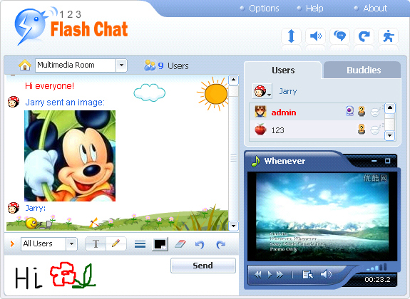 chat rooms like chat avenue
