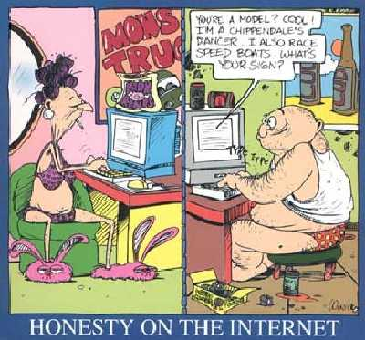 honest online chatters